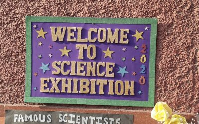 Science and Technology for Sustained Development – A Science Exhibition Day 1