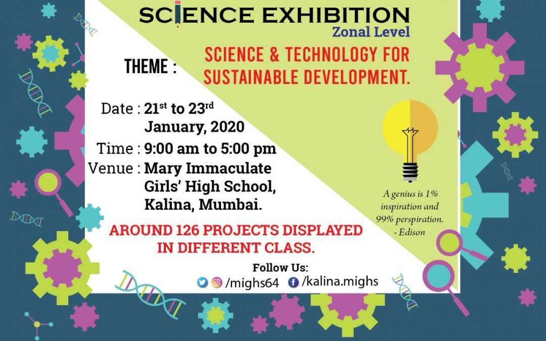 Science Exhibition 2019 – 2020
