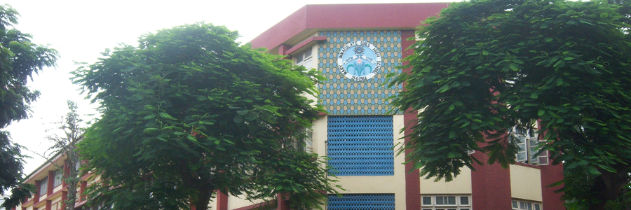 Mary Immaculate Girls' High School, Kalina, building