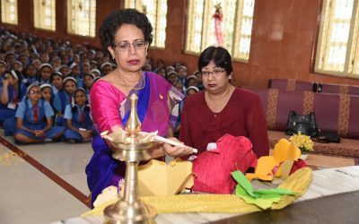 Mrs. Sherine Pereira and Ms. Donna D'souza Farewell